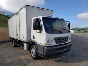 Mercedes-benz Accelo 1016 4x2 Bau 2016 / Financiamos