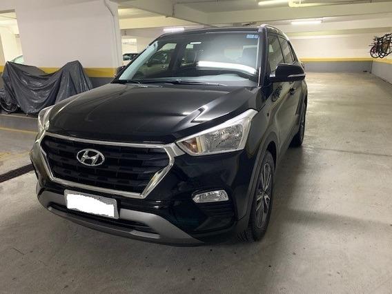 Hyundai Creta 1.6 Pulse Plus Automático Preto