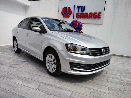 Imagen 1 de 15 de Volkswagen Vento 2018 Confortline Aut A/ac Ba Bluetoht 1.6l