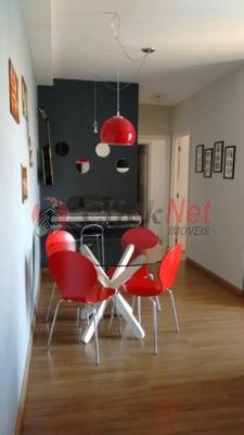 Apartamento Em Condomínio Clube Para Venda No Bairro Boa Vista Em Santo André - 5058