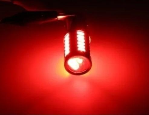 Par Bombillos Stop 33led 1157 Fijos Maxima Iluminacion