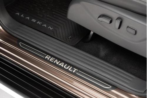 Soleras De Puertas Renault Alaskan Iconic 4x4 Desde 2020