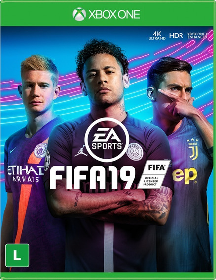 Fifa 19 Xbox One Mídia Digital + 1 Jogo Grátis