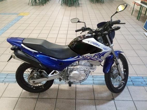 Honda Falcon Nx-4 Azul