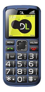 Celular Yc120 Dual Chip Para Antena Rural Bom Para Idoso