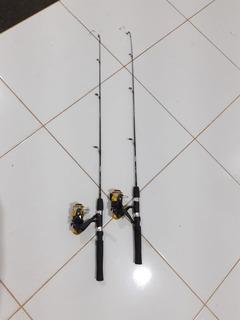 2 Varas De Pescar