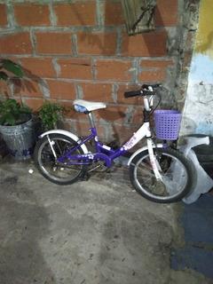 Bicicleta Rodado 16 Cross Magic .soy De Lomas De Zamora