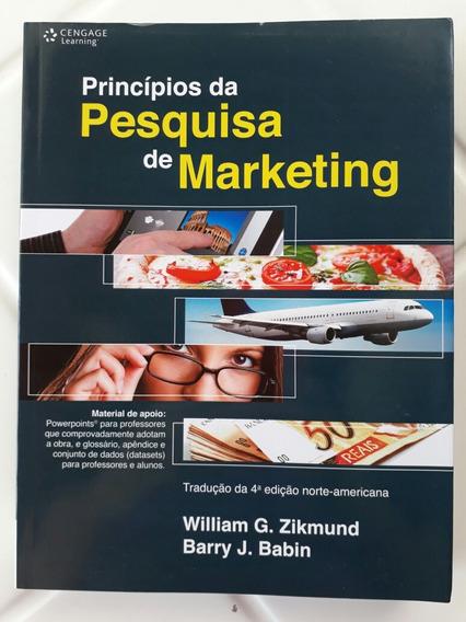 Princípios Da Pesquisa De Marketing - Willian G. Zikmund