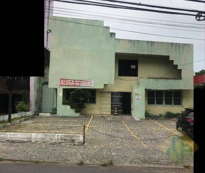 Ponto Para Alugar, 1000 M² Por R$ 10.000/mês - Centro - João Pessoa/pb - Cod Pt0001 - Pt0001