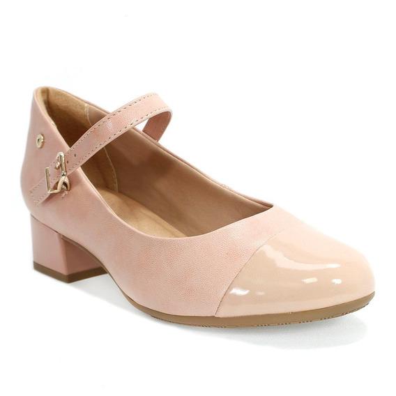 Sapato Feminino Boneca Ramarim Rosa