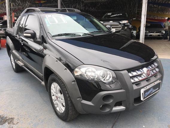 Fiat / Strada Adv Locker 1.8 Flex 2011 Completa