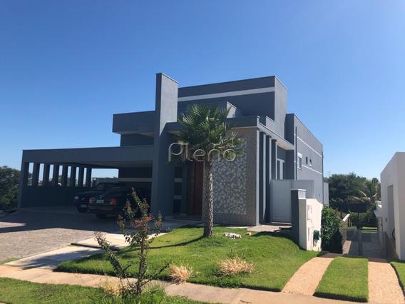 Casa À Venda Em Loteamento Alphaville Campinas - Ca022822