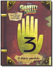 Diario Perdido De Gravity Falls, O - Vol. 03