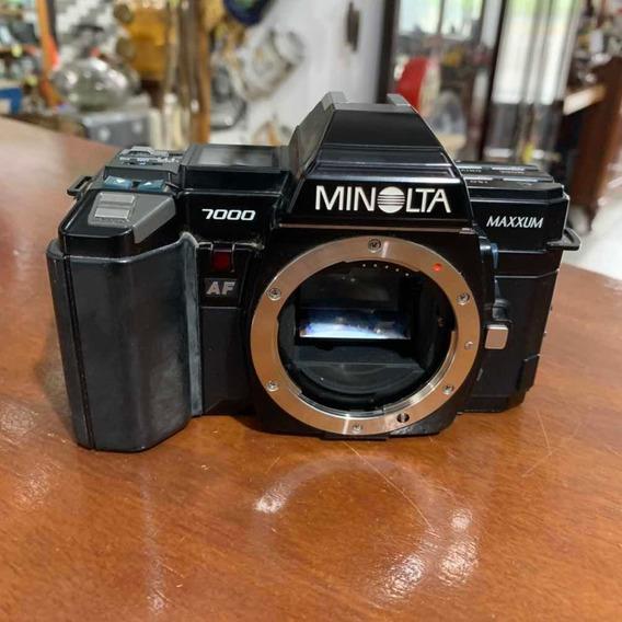Câmera Fotográfica Minolta Maxxum 7000