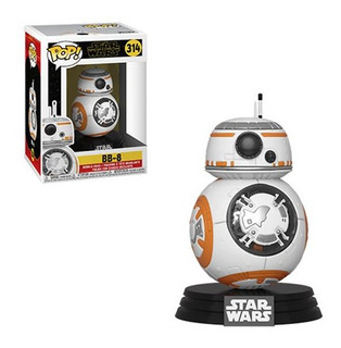 Figura Funko Pop Star Wars: Rise Of Skywalker - Bb-8