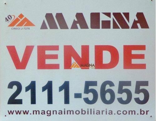 Terreno À Venda, 984 M² Por R$ 649.990,00 - Centro - Jaboticabal/sp - Te0970