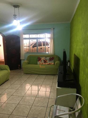 Casa À Venda, 120 M² Por R$ 500.000,00 - Vila Carmosina - São Paulo/sp - Ca0031