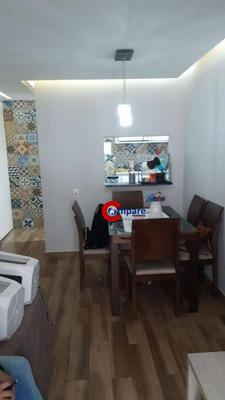 Apartamento Com 3 Dormitórios À Venda, 61 M² Por R$ 295.000 - Jardim Tranqüilidade - Guarulhos/sp - Ap6889
