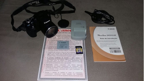 Camera, Canon Powershot