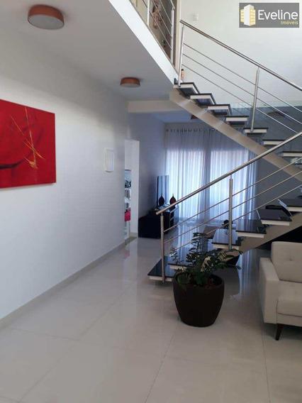 Aruã Brisas - Casa A Venda - 3 Suítes - 4 Vagas - Mogi - V825