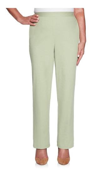 Pantalon Dama Talla 16\xl\40 Alfred Dunner 2 Colores Disp.