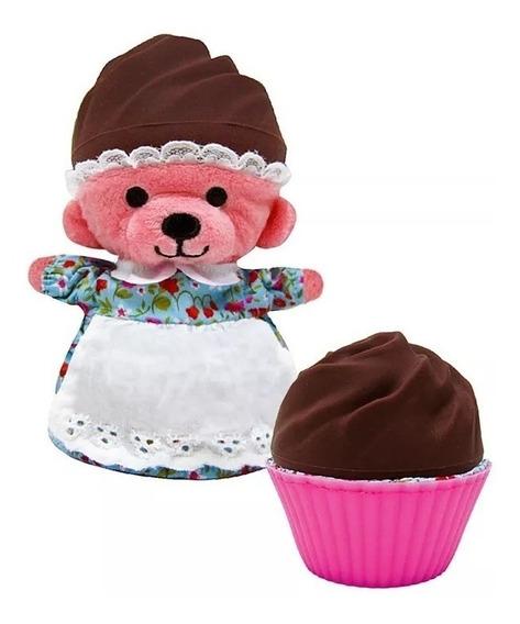 Muñeca Oso Reversible Con Aroma Cupcake Bears Babymovil