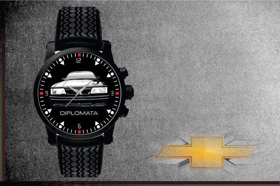 Relógio De Pulso Personalizado Carro Gm Diplomata 1992
