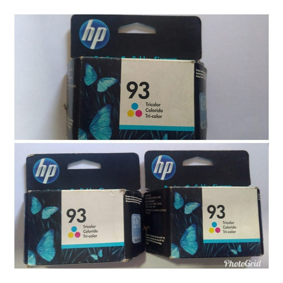 Cartucho Hp 93 Original Novo