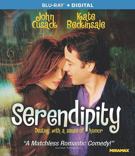 Imagen 1 de 3 de Blu-ray Serendipity / Señales De Amor