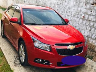 Chevrolet Cruze 1.8 Ltz Ecotec 6 Aut. 4p 2013