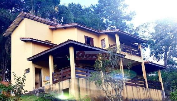 Chácara À Venda, 3000 M² Por R$ 750.000,00 - Vista Alegre - Arujá/sp - Ch0089