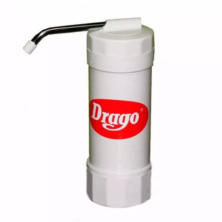 Filtro Purificador De Agua Drago Sobre Mesada Modelo Mp40 Aprobado Anmat Distribuidor Oficial Drago