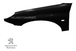 Guardabarro Delantero Izquierdo Para Peugeot 206 Xt