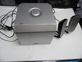 Caixa De Som 2.1 Speaker Dell Zylux A525 Com Subwoofer