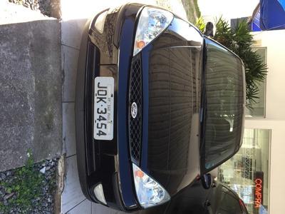 Ford Focus 2.0 Ghia 2008 Com Teto E Banco De Couro