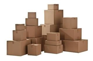 Cajas De Carton Por 50 Unidades