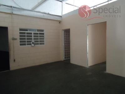 Galpão Industrial Para Locação, Vila Regente Feijó, São Paulo - Ga0464. - Ga0464