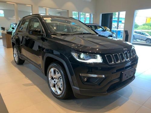 Jeep Compass Longitude 2.0 16v Flex  Autom. 0km2021