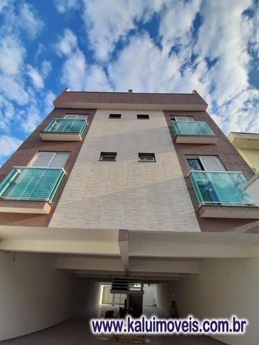 Imagem 1 de 9 de Vila Apiai - Apartamento S/ Condomínio 2 Dormitórios. - 77080