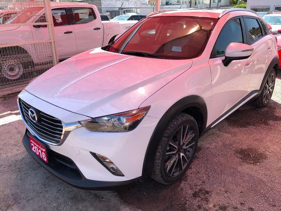 Mazda Cx-3 2.0l Grand Touring 2016 Credito Recibo Financiami