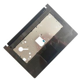 Carcaça Frontal Lenovo G40 70 Original Com Placa Touchpad