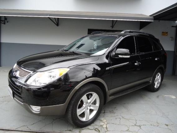 Hyundai Veracruz 3.8 V6 4dw 270cv 7 Lugares Ano 2010 Preto