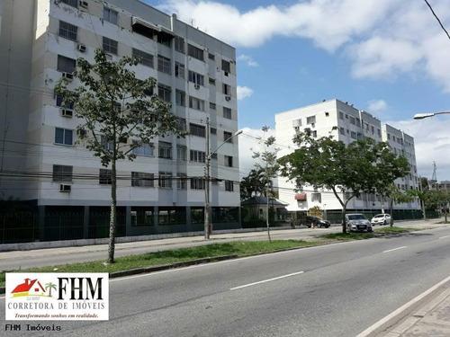 Apartamento Para Venda Em Rio De Janeiro, Campo Grande, 2 Dormitórios, 1 Banheiro, 1 Vaga - Fhm2200_2-794250
