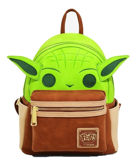 Mochila Star Wars Yoda Loungefly Pop