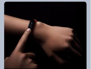 Mi Band 3 Relógio Pulseira Smartwatch Xiaomi Mi Band 3 Black
