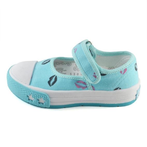 Guillermina Verde Agua Small Shoes