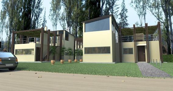 Casa Sustentable 4 Ambientes