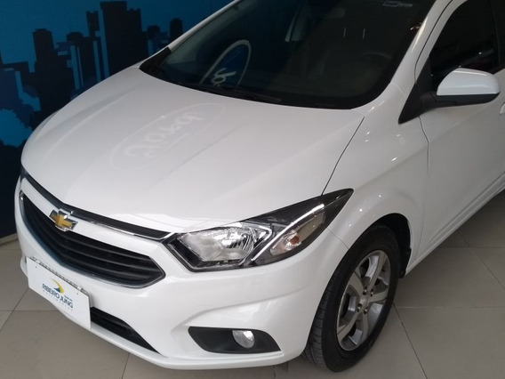 Chevrolet Prisma Ltz 1.4 At. 2018 Branca Flex