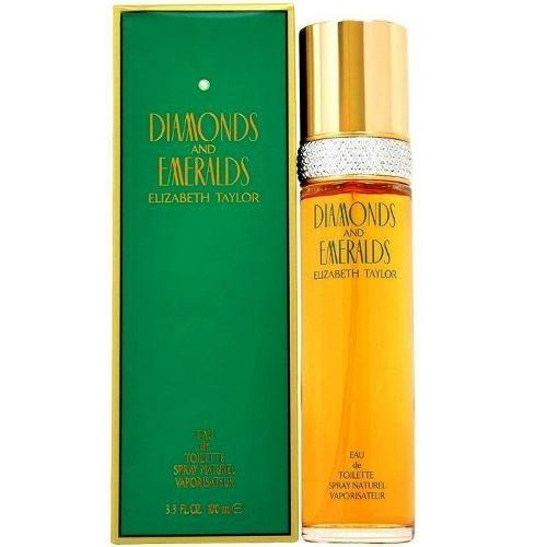 Perfume Elizabeth Taylor Diamantes Y Es - mL a $927