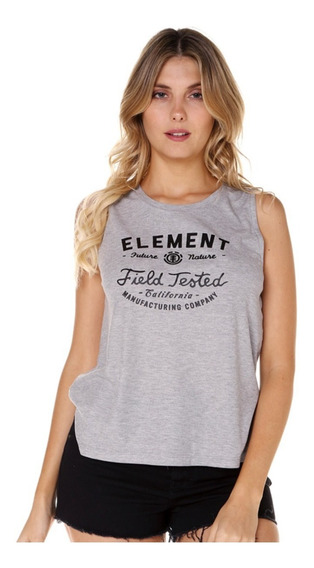 Musculosa Element Tested Tank Mujer